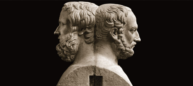 Historical perspectives: Modern humanities scholars urge students to consider Herodotus and Thucydides in a variety of contexts. © Bettman/CORBIS