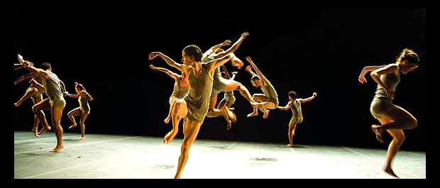Modern moves: Cedar Lake Contemporary Ballet in Decadance; ADF/Gregory Georges