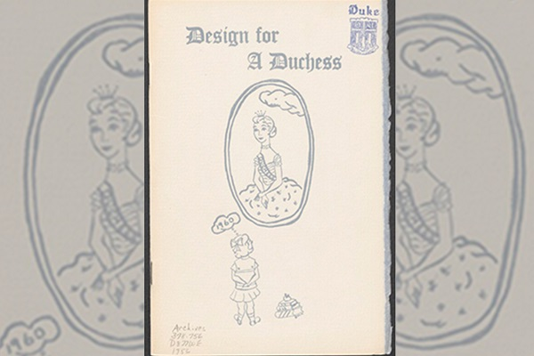 Design for a Duchess