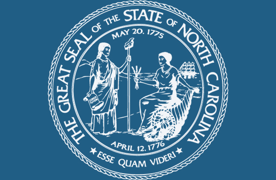 Seal of the State of North Carolina
