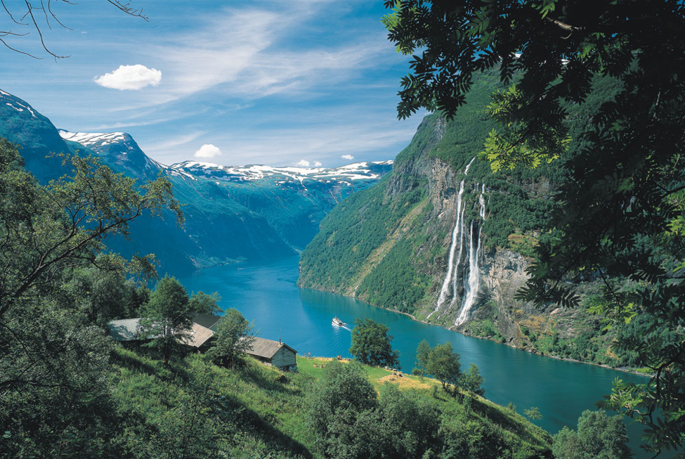 What Are Some Of Norway S Natural Resources