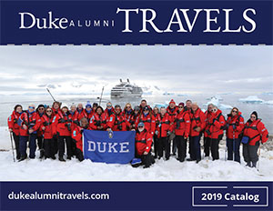 Duke Alumni Travels 2019 eCatalog