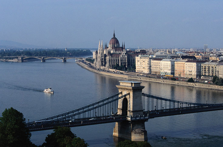 Eastern Europe bridge