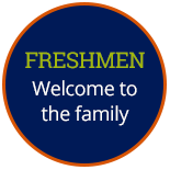 Freshmen: Welcome to the family