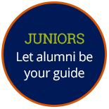 Juniors: Let alumni be your guide